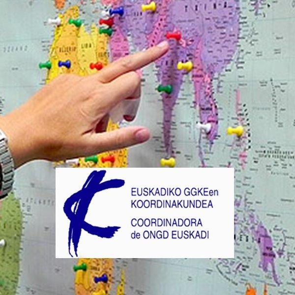 COORDINADORA DE ONGD EUSKADI