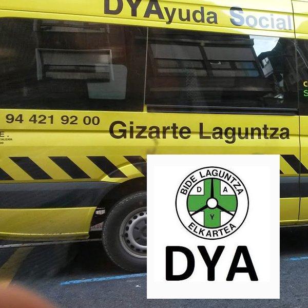 DYA asociación web