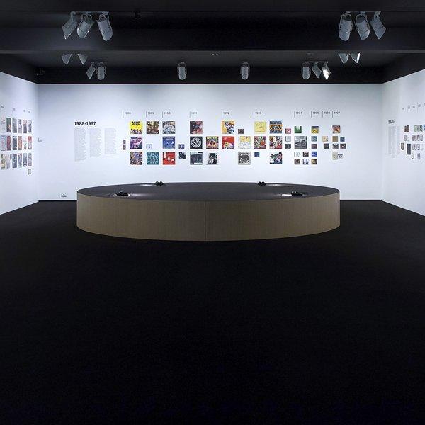 salas de exposición imagen web