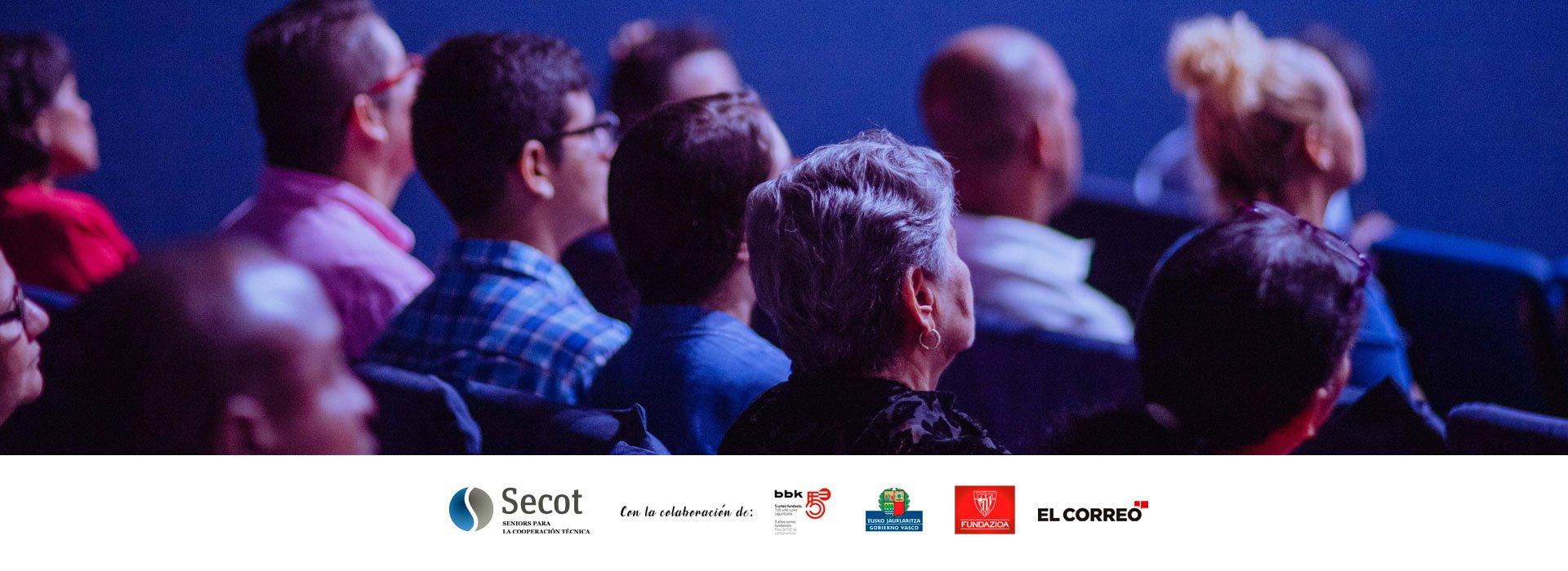 QUIERES SEGUIR INFORMÁNDOTE DE CONFERENCIAS Y EVENTOS